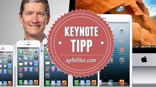 Apple Keynote VORHERSAGE 2013 - iPhone 5S, iPhone 5C, Macbook Pro Retina, Mac Pro Gerüchte