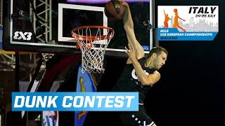 Jordan Kilganon vs. Justin Darlington // Epic Dunk Contest Battle
