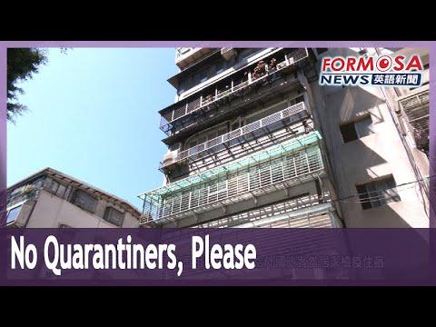 Taipei bans short-term rentals for home quarantine