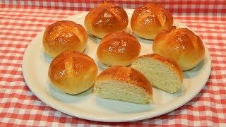 receta fácil de pan de viena