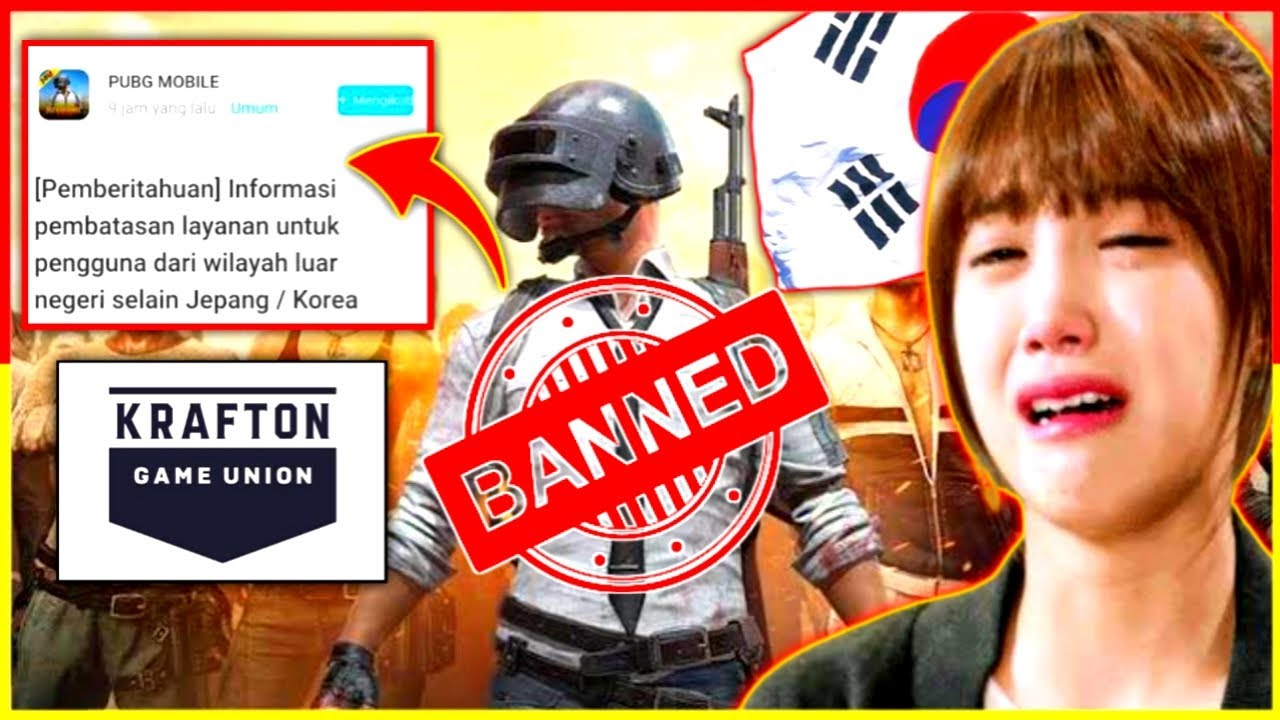 This is the end 😭?! PUBG Mobile Korea
