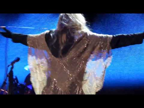 Edge of Seventeen LIVE Stevie Nicks 4-2-17 Prudential Center, Newark, NJ