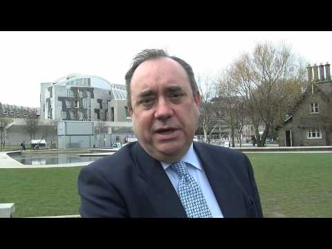 Alex online - Salmond's video post on Westminster's extraordinary decline