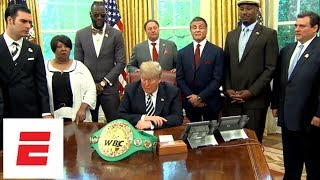Ex-heavyweight champion Jack Johnson pardoned by President Donald Trump for 1913 conviction | ESPN