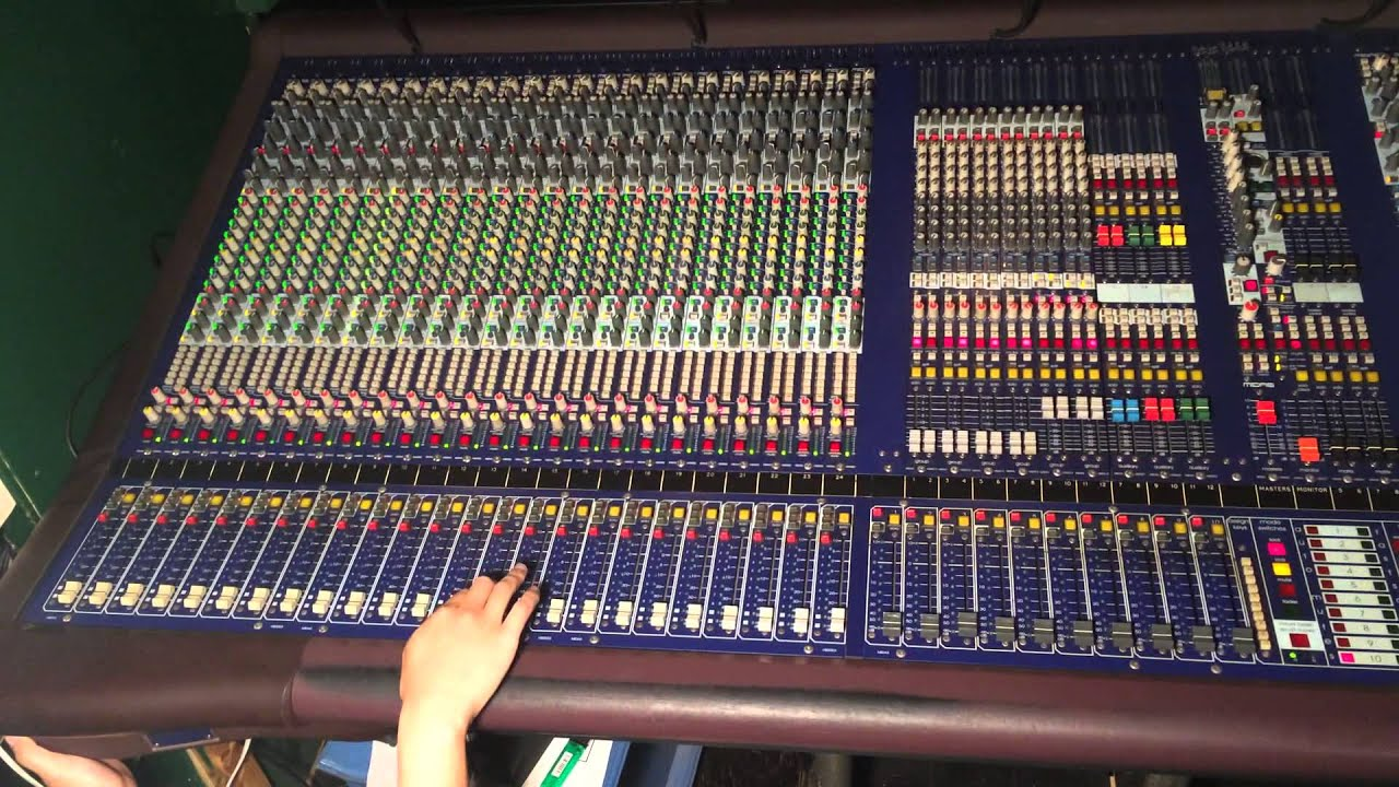 midas    heritage 2000 48ch 1-24ch sound check