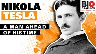 Nikola Tesla: A Man Ahead of His Time