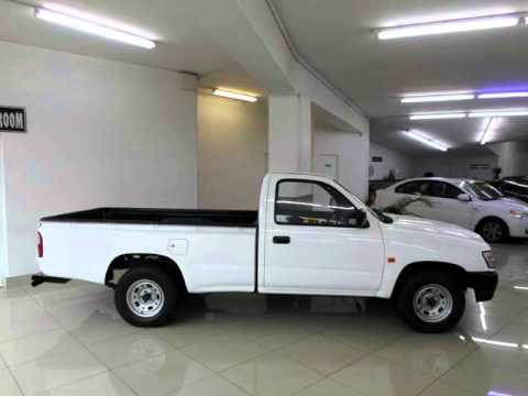 2004 TOYOTA HILUX 2.4D Auto For Sale On Auto Trader South Africa