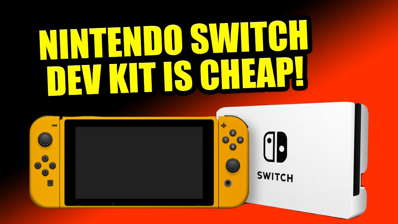 Nintendo Switch Wants Indie Games Low Price Dev Kit Youtube