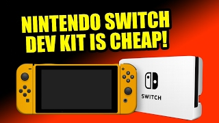 Nintendo Switch Wants Indie Games, Low Price Dev Kit
