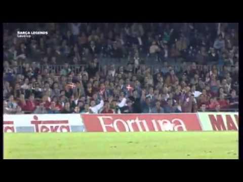Barcelona Legends - Michael Laudrup