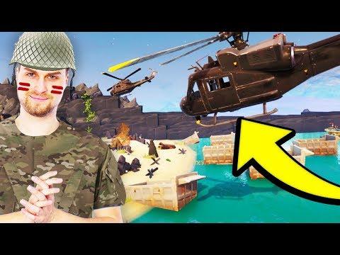 De Vetste Fortnite Creative Map Ooit!🔥😱 - Fortnite Beach Assault