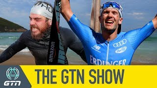 Are Ironman Triathlons Too Short? | The GTN Show Ep. 65