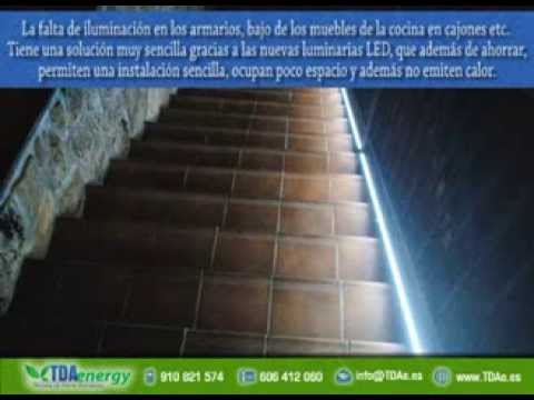 Tira led exterior 100m 6000 led 3528 youtube - Tiras de led exterior ...
