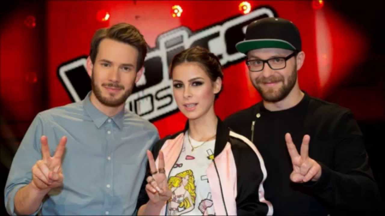 The Voice Of Germany Coaches