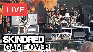 Skindred - Game Over Live in [HD] @ Download Festival 2012