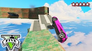 GTA 5 Funny Moments Craziest Race! | Fast Cars, Epic Stunts, Massive Jumps and Explosions!