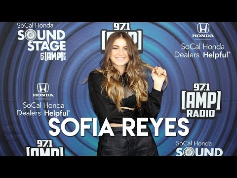 Sofia Reyes Wants To Collaborate With Cardi B & Dua Lipa