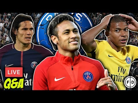 Neymar's Ego Will Be The DOWNFALL Of PSG Because... | #FanHour