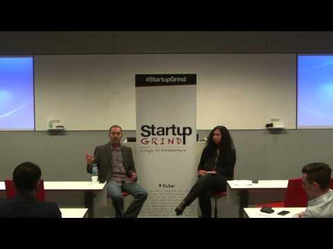Aiman Kabli (Startup Central UAE) Startup Grind Dubai