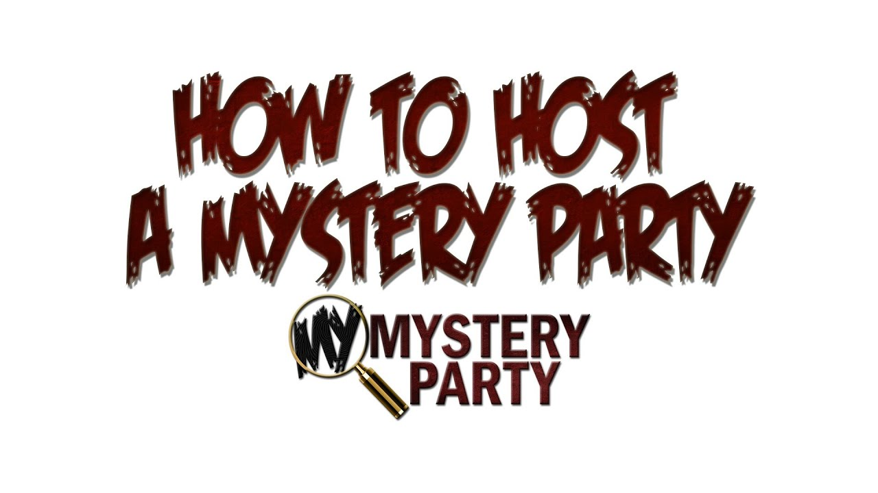 Good Murder Mystery Dinner Party Ideas Part - 11: How To Host A Murder Mystery Party By My Mystery Party