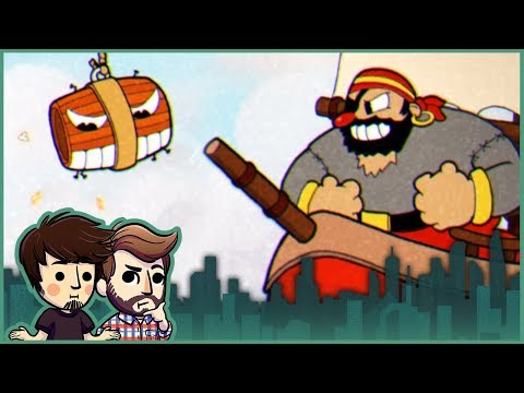 Cuphead Co-op Gameplay | PC/Xbox One (Part 12)