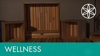 Danny Seo - How Waste Wood Is Recycled Into Furniture | Personal Health & Development | Gaiam