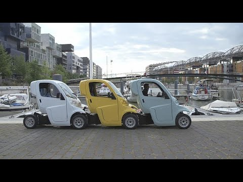 سيارات قاطرة ومقطورة كهربائية مبتكرة لتطوير ومساعدة النقل العام …  - نشر قبل 11 دقيقة