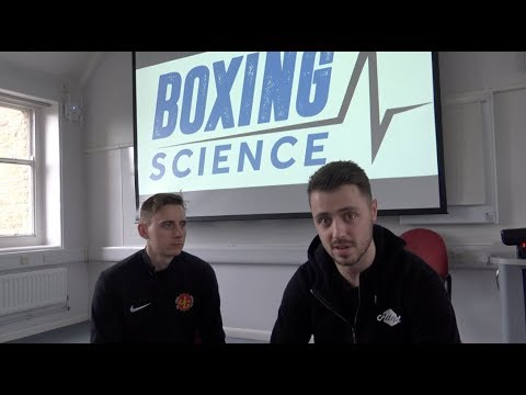 Boxing Science TV - 2017 Review with Danny Wilson and Alan Ruddock
