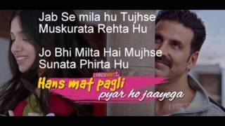 Has Mat Pagli Pyar ho jayega instrumental   Originally sung by Sonu Nigam