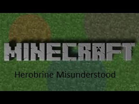 Herobrine Misunderstood (Entity 303 Explained)