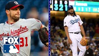 Is Max Scherzer key to Nationals wild card, how should Dodgers use Kenley Jansen? | MLB WHIPAROUND
