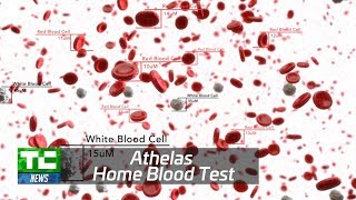Athelas home blood test can diagnose cancer and other infections
