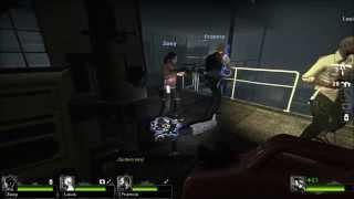 Left 4 Dead 2 -Uhraus, Satamafinaali, epäonnistunut
