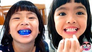 หนูยิ้มหนูแย้ม   ตามติดชีวิต เด็กใส่เครื่องจัดฟัน