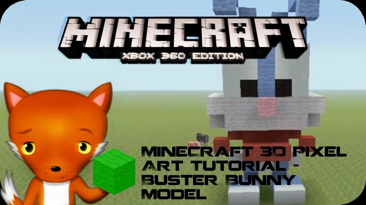 minecraft how to catch a buny