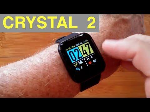 zeblaze-crystal-2-ip67-waterproof-sports/fitness-smartwatch:-unboxing-&-review