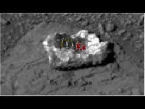 MARS: JELLY DONUT IDENTIFIED