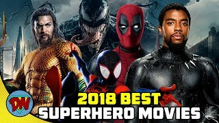 Top 8 Superhero Movies of 2018 Ranked in Hindi | DesiNerd