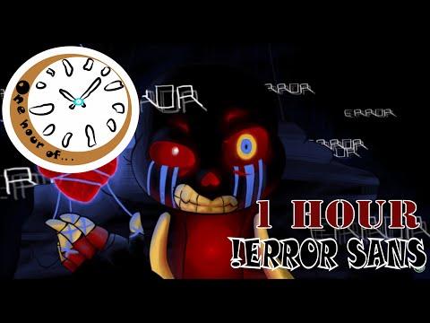 !ERROR SANS  1 hour   One Hour of...