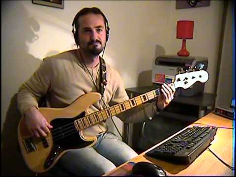 Musique - Keep on jumpin BASS COVER by FFKING