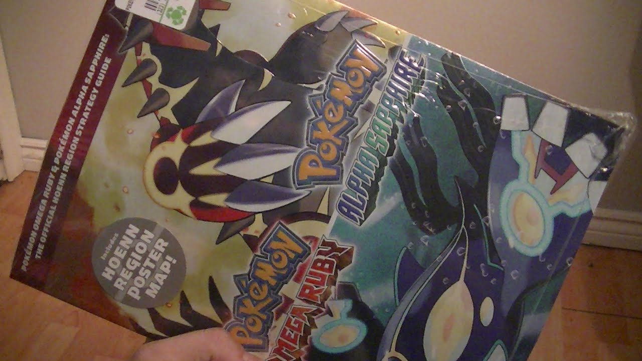 Pokemon Omega Ruby And Alpha Sapphire Guide Book Pdf