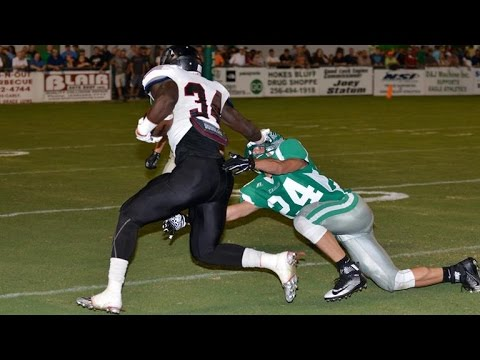 2017 Auburn commit Alaric Williams - 2015 Highlights