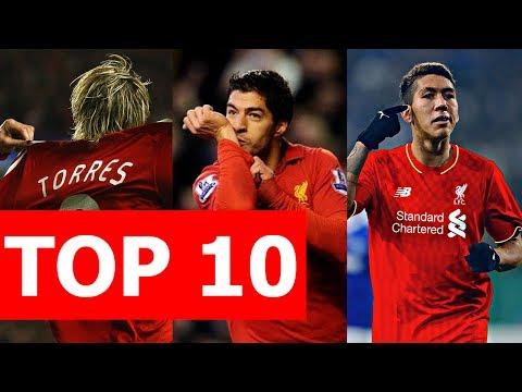 Top 10 bản hợp đồng đắt giá nhất lịch sử Liverpool