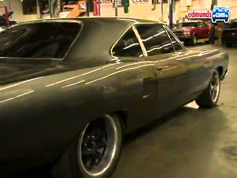 Fast Amp Furious 4 Plymouth Road Runner Youtube