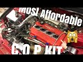 Honda/Acura Coil on Plug Conversion : Burton Racing COP Kit