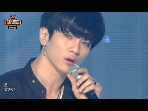 SHINee - Symptoms, 샤이니 - 상사병, Show Champion 20131023