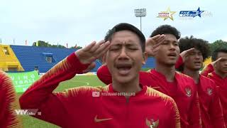 Indonesia 3 - 4 Malaysia |  AFF U18 CHAMPIONSHIP 2019 FULL HD | SEMIFINALS
