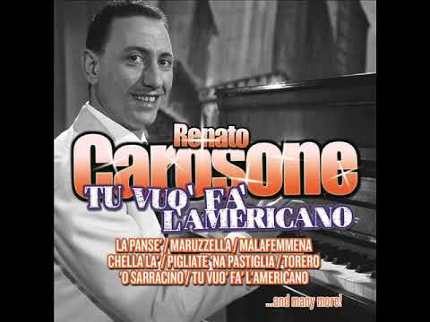 Renato Carosone - Tu vuo' fa' l'americano