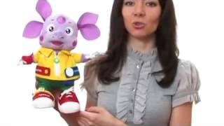 ✿ Лунтик-развивающая игрушка (обзор)