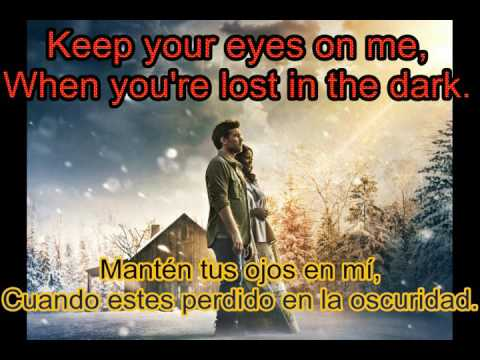Tim McGraw & Faith Hill - Keep Your Eyes On Me (The Shack)  Español - Inglés